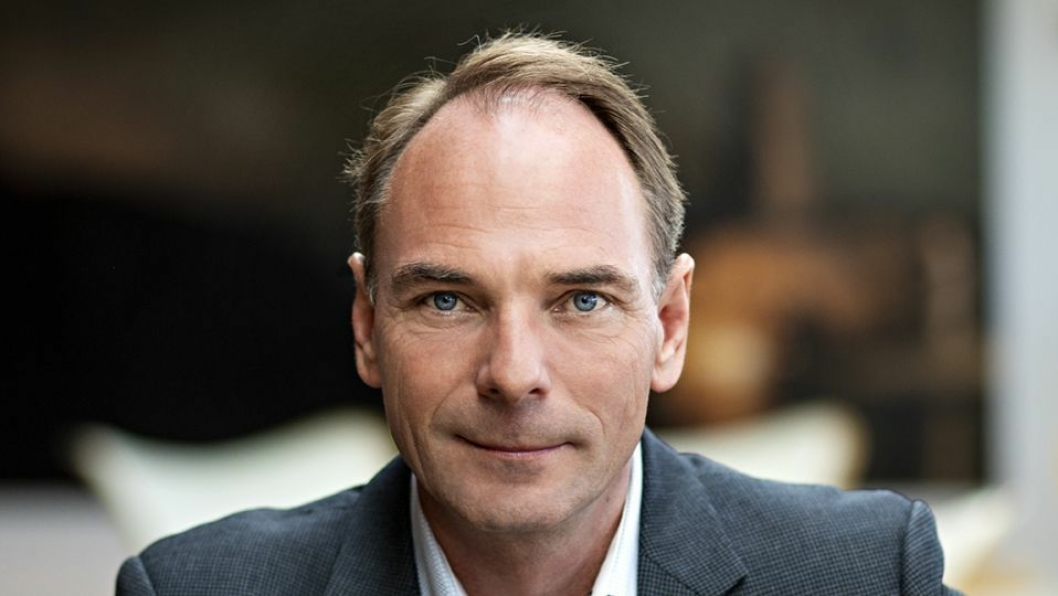 Stig Morten Nilsen, administrerende direktør.