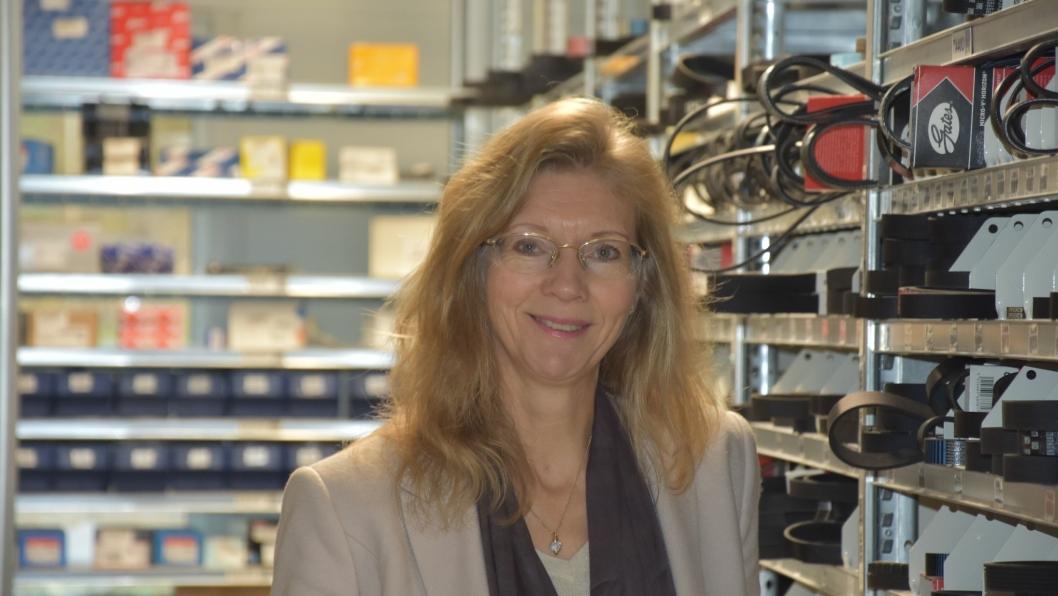 Torhild Barlaup er administrerende direktør i Meca Norway AS.