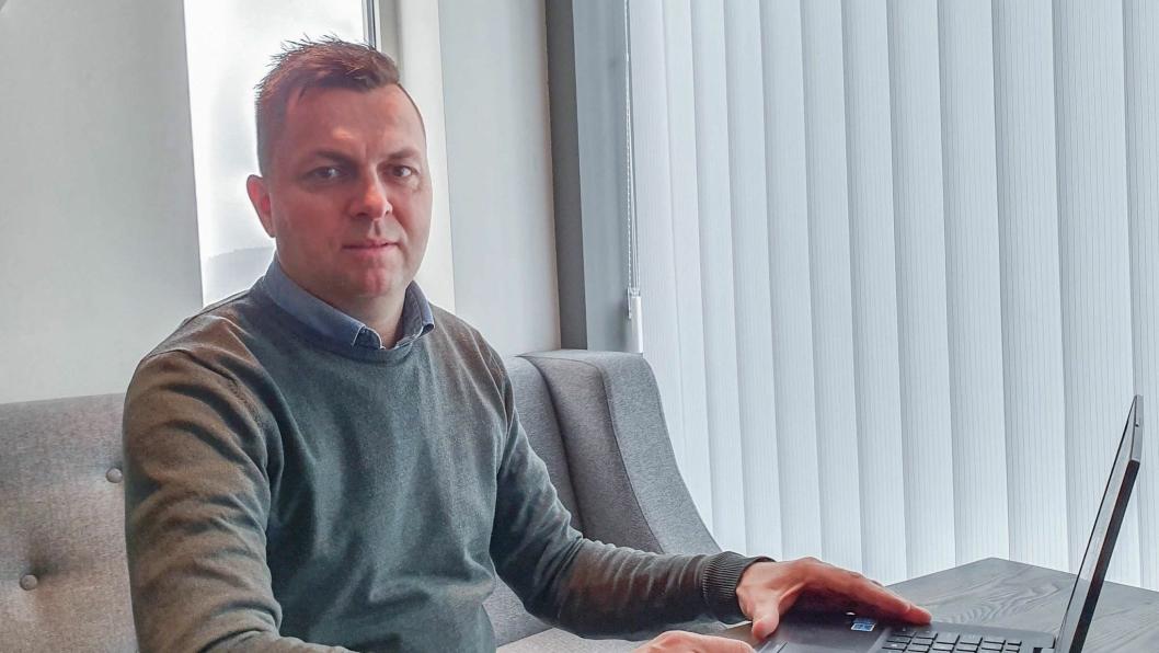 Bjørn Vidar Endal, grunnlegger av Autoflip, mener det er et stort potensiale på oppkjøpermarkedet.