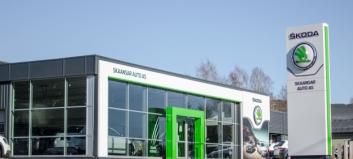 Møller Bil kjøper Skoda-forhandler på Lillehammer
