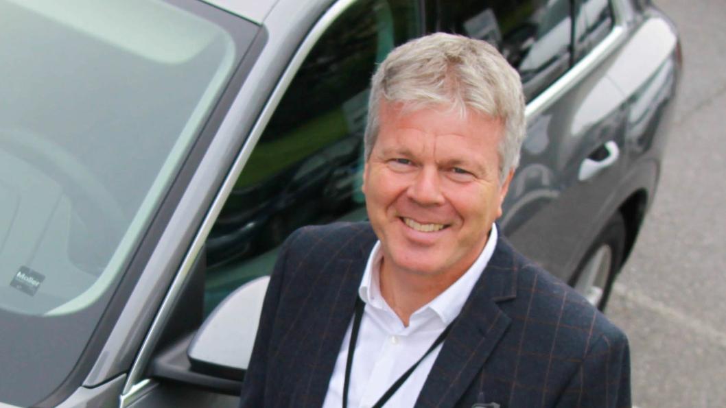 Arne Lyslo Kristiansen, administrerende direktør i Volkswagen Møller Bilfinans AS.