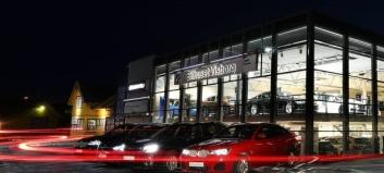 BMW-importøren og Bilhuset Visborg møtes i retten: Dette er stridens kjerne