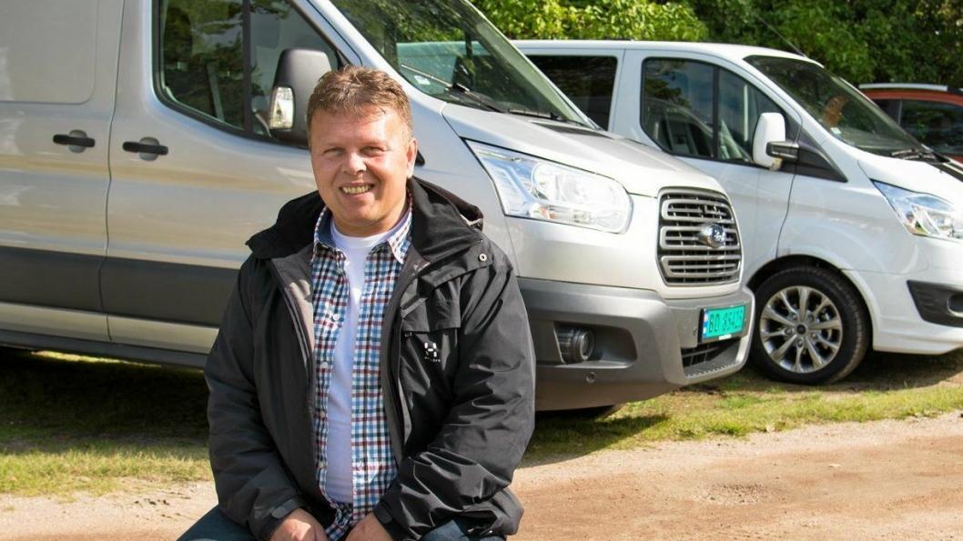 Johnny Løvli går fra Ford Motor Norge til RøhneSelmer.