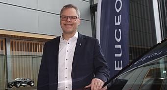 Peugeot: Opp som en løve i 2020