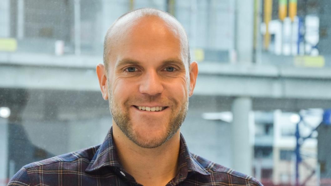 Daglig leder Anders Espelund i Nettbil.