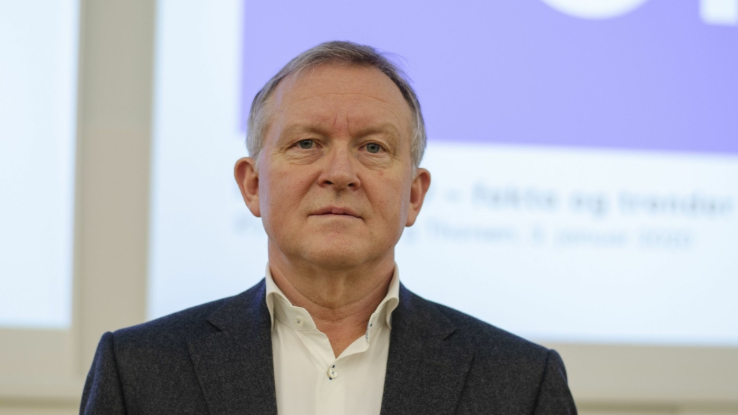 Øyvind Solberg Thorsen, direktør i OFV.
