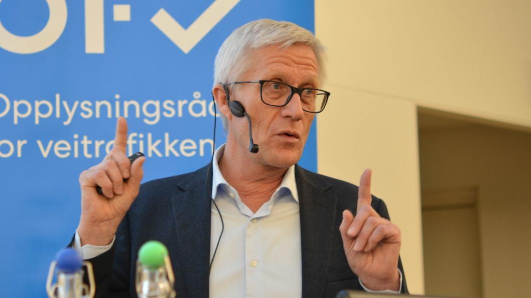 - Bilimportørene tror på et totalmarked på 150.000 nye personbiler i 2020, sier Erik Andresen i Bilimportørenes Landsforening.