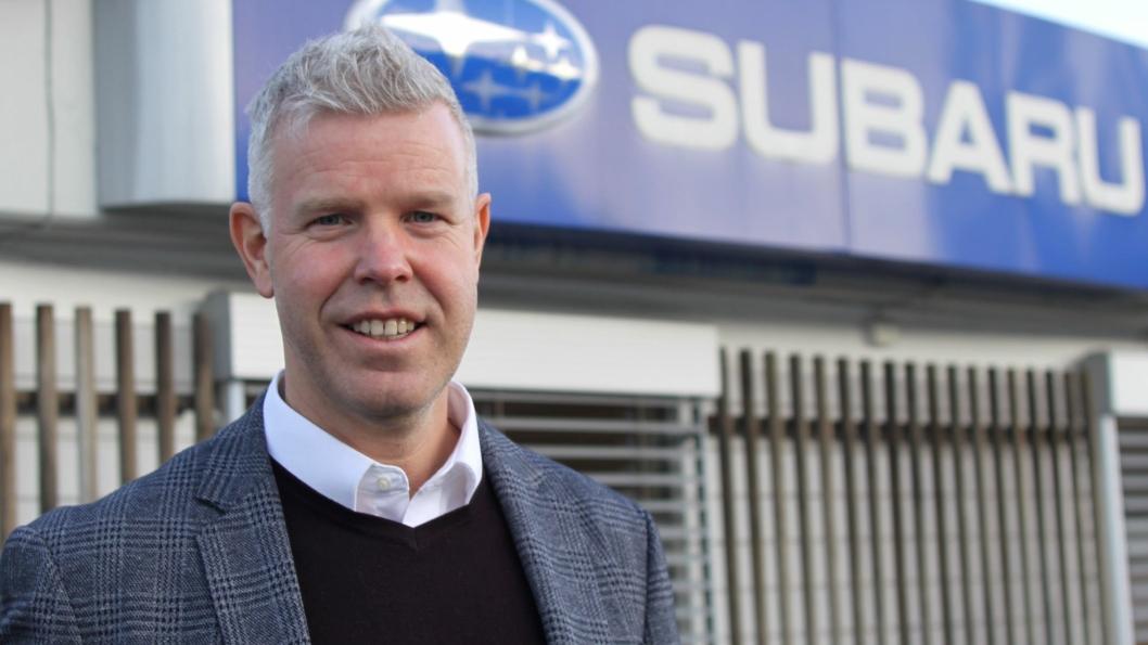 - Årlig salg på et titall biler er ikke regningssvarende, verken for forhandleren eller for oss, sier daglig leder i Subaru Norge, Torbjørn Lie.