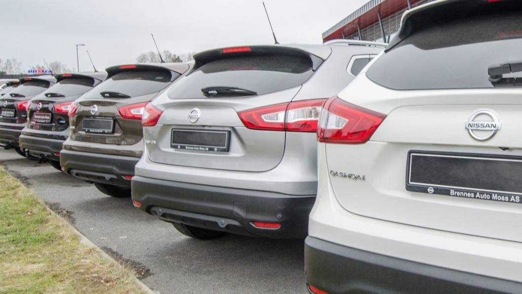 Data-krøll hos Skatteetaten kan ha gitt feil avgiftsberegning på mange biler. Bildet er kun en illustrasjon.