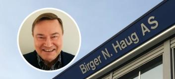 Carl-Einar Haug: - Klar for å selge