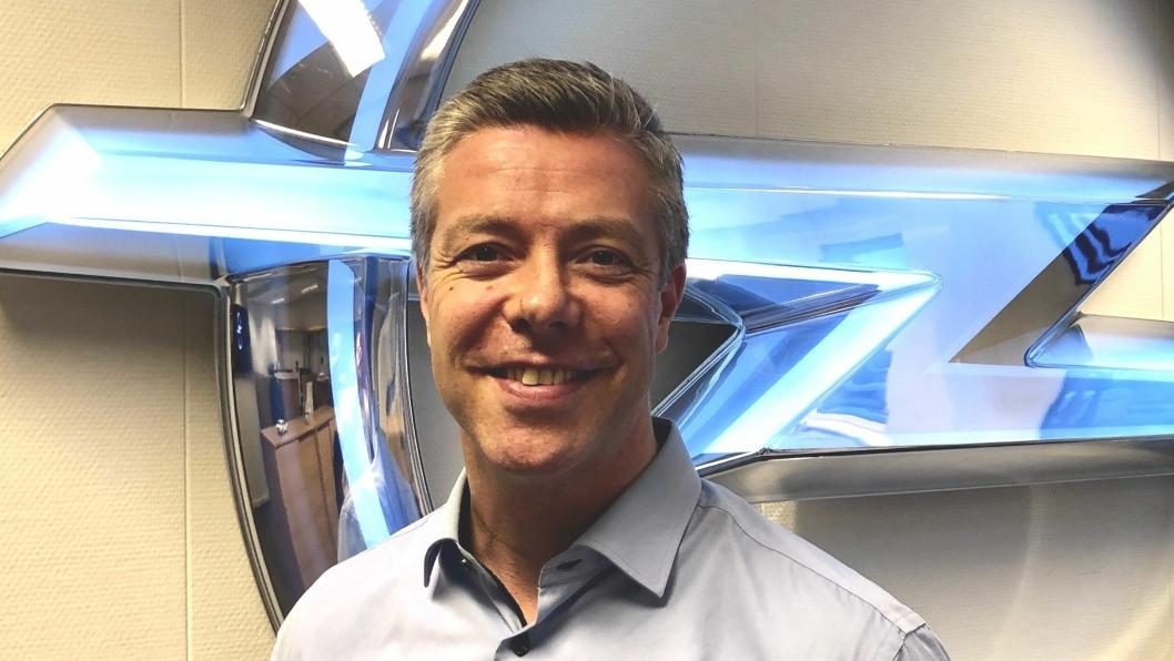 Reidar Holtedahl tiltrer umiddelbart som sjef for Opel-importen i Bertel O. Steen.