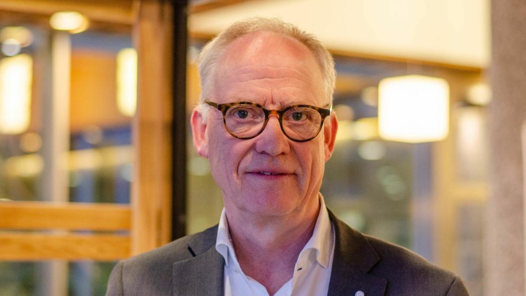 """Knut Martin Breivik, fagsjef forhandler- og verksteddrift i NBF, er ansvarlig for NBFs nye storkonferanse """"Bilbransjens dager""""."""