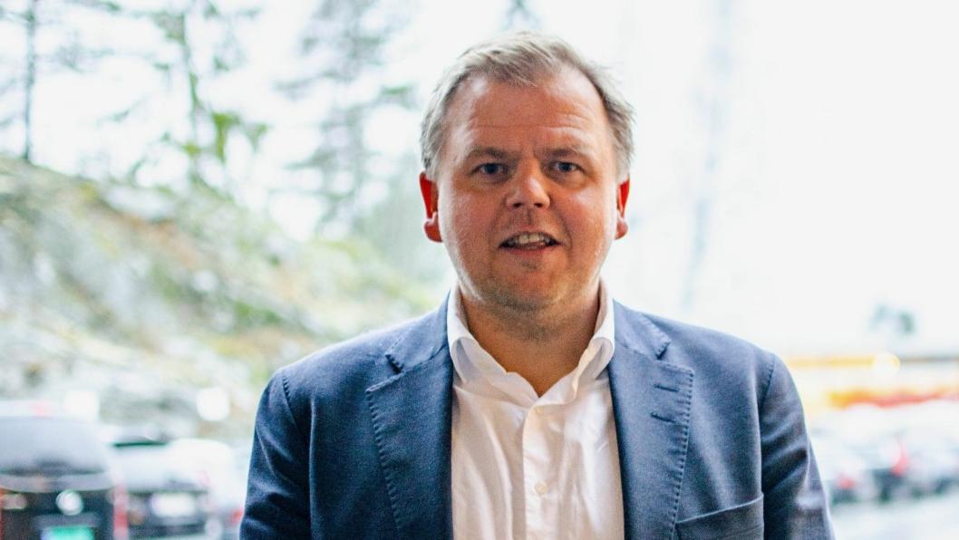 Erik Diesen er konserndirektør i Frydenbø Bilsenter.