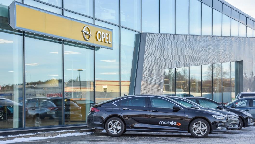Mobile blir ny Opel-forhandler på Elverum. (Illustrasjonsfoto)