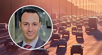 KLP vokste mest i 4. kvartal - skal bli enda større på bilforsikring