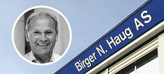 Birger Skjellvik tar over etter Harald Frigstad