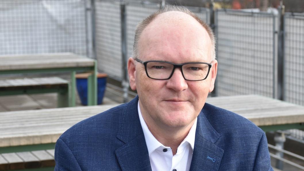 Svein Skovly er leder for Innovasjonslab i Fremtind.
