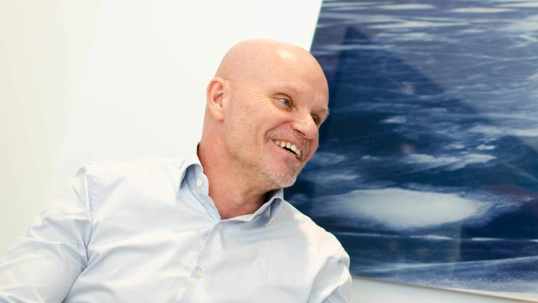 - Vi ønsker å stå for minst 15 prosent av salget av alle våre merker i både Norge og Sverige, sier Avander.