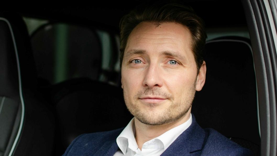 Seat-sjef Ole Kristian Ågotnes.