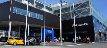 Ford overlater importen til Hedin i Sverige