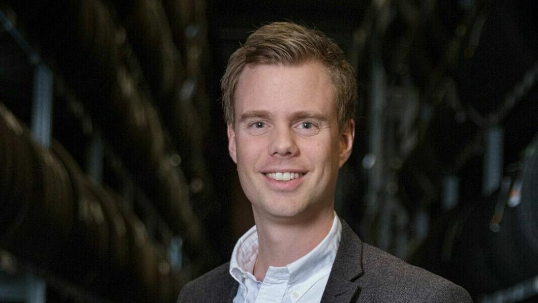 Franchise manager i Dekkmann, Anders Engum.