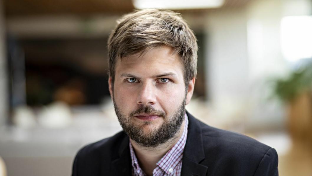 Egil Steinsland, kommunikasjonssjef i Norges Bilbransjeforbund.