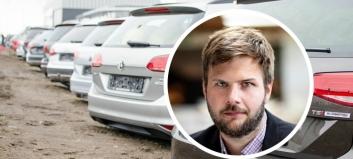 NBF: Ber om fjerning av omregistreringsavgiften og flere nye tiltak for bilbransjen