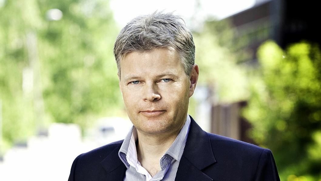 Trygve Simonsen, administrerende direktør i Hertz og leder av Bilutleieutvalget i NHO Reiseliv.
