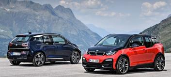 BMW øker prisene