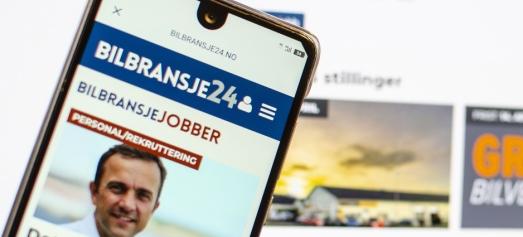 Bilbransjejobber: Stillingsmarkedet for hele bilbransjen tilbyr gratis annonsering i april