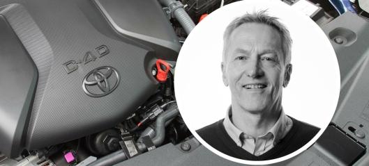 Store dele-problemer for Toyota