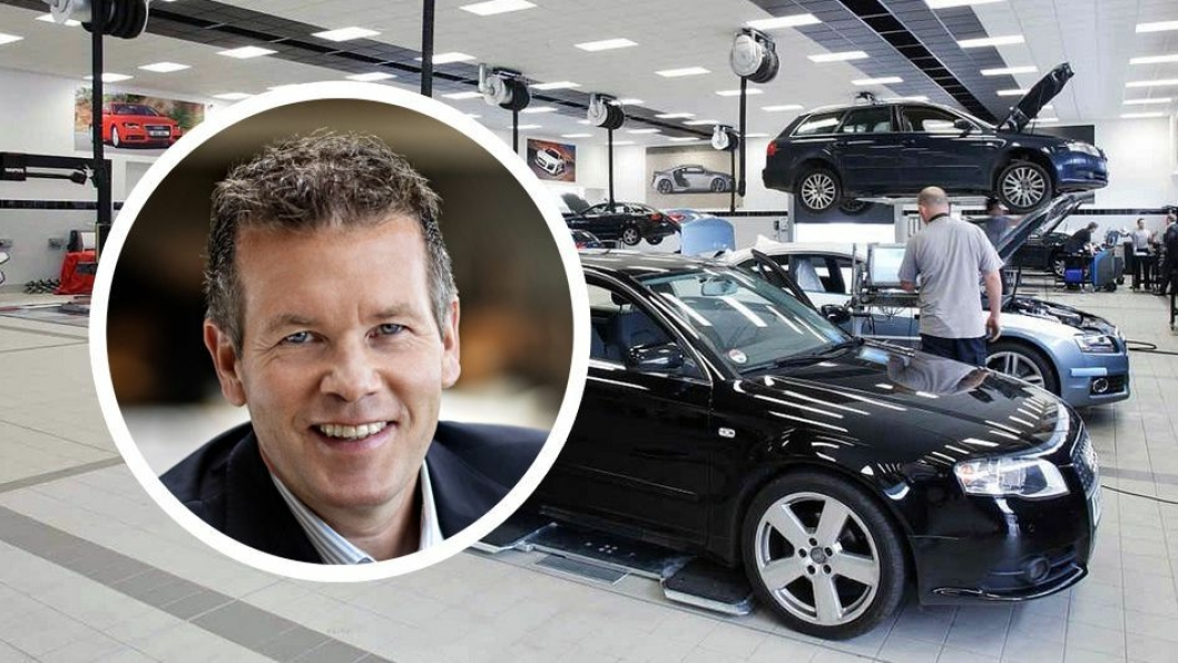 Tor Simonsen er bransjefaglig leder i Norges Bilbransjeforbund (NBF).