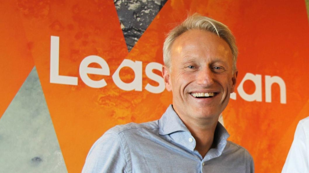 Marius Paus er kommersiell direktør i LeasePlan.