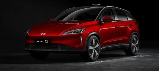 Star Autoco blir importør av kina-bil