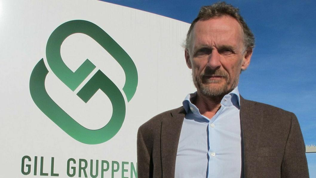 Leif Madsberg er konsernsjef i Gill Gruppen, som eier Subaru Norge.