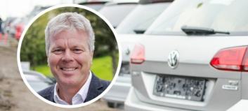 FINFO-tall uten Volkswagen Møller Bilfinans