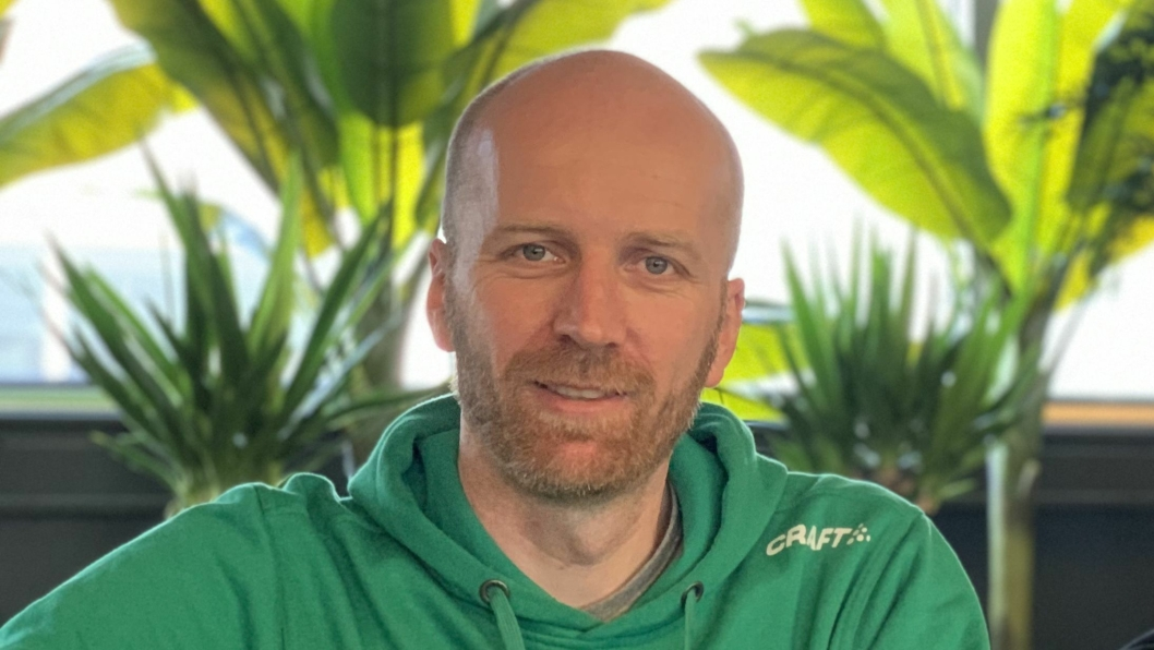 Gunnar Birkenfeldt, markedssjef og med-gründer i Imove AS.