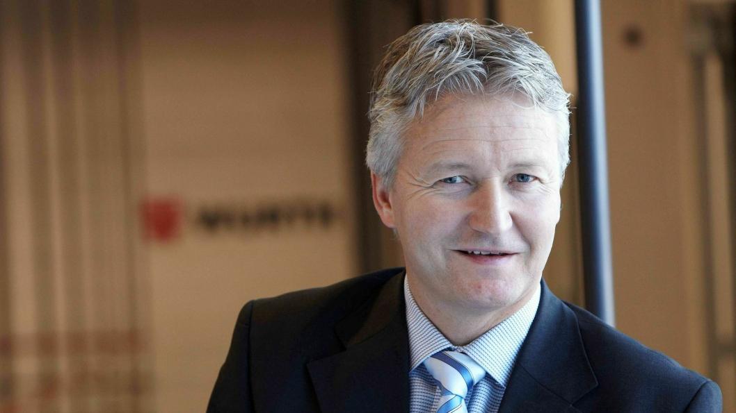 Administrerende direktør Svein Oftedal i Wurth Norge.