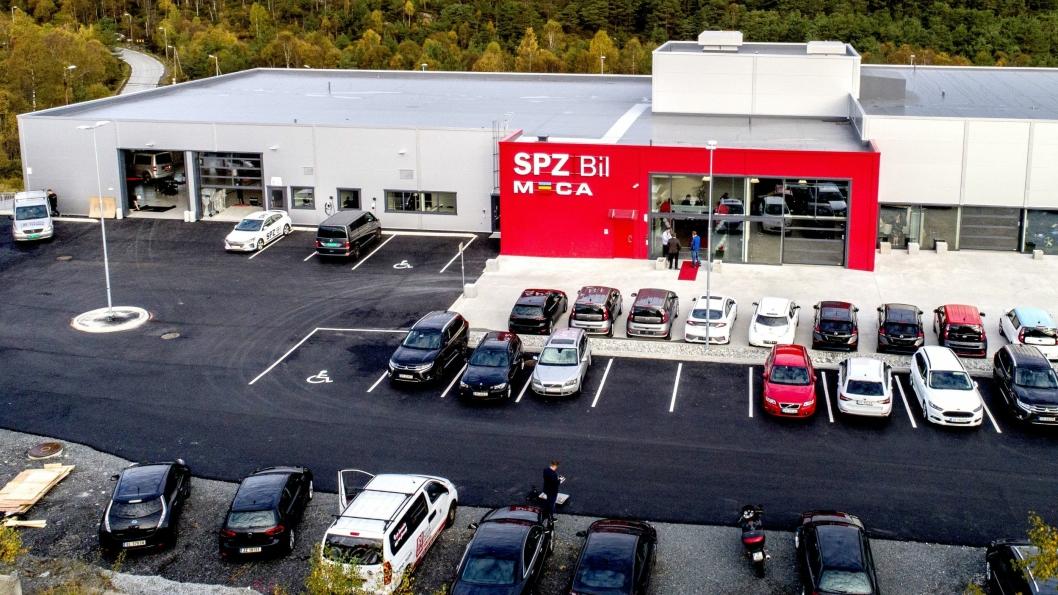 SPZ Bil AS utenfor Bergen er nå medlem av Autoretur.