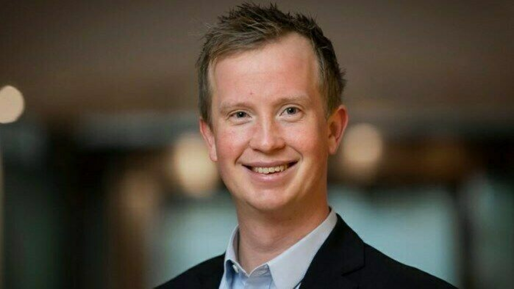 Morten Trasti er gjeldsøkonom hos inkassoselskapet Lindorff.