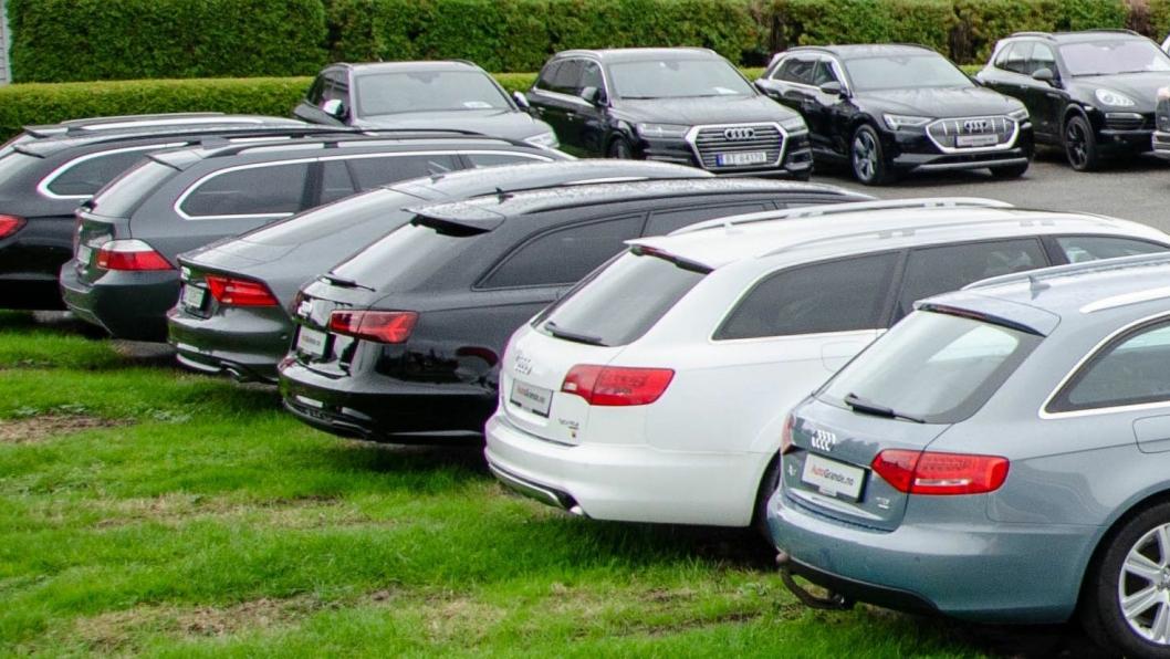 Det har aldri før vært omsatt flere brukte biler i en mai-måned.