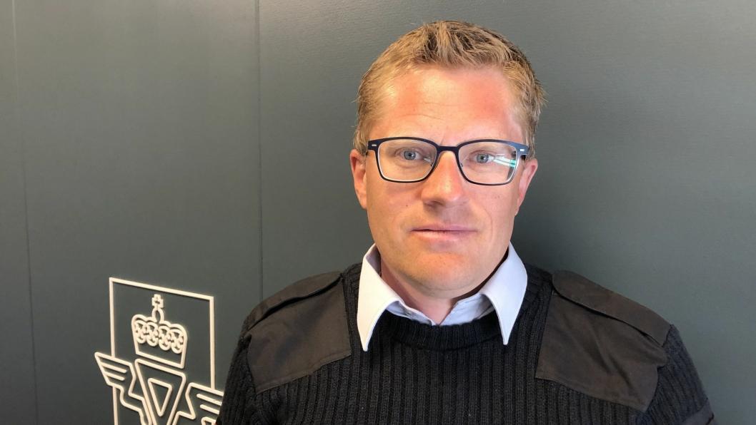 Einar Eksilt, seksjonssjef i Statens Vegvesen, Trafikant og Kjøretøy i Tilsyn Sør.