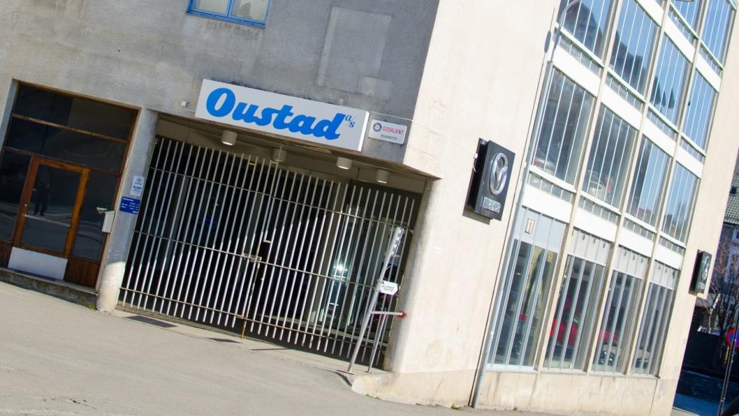 Oustad opplevde en fall i omsetningen fra 78 til 28 millioner i mars 2020 sammenlignet med mars i fjor og er blant de ti Mazda-forhandlerne som har mottatt kontantstøtte.