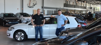 Møller Bil-forhandler tester nytt bruktbilverktøy