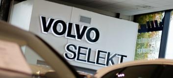 BMW og Volvo: Kraftig vekst i serviceavtaler