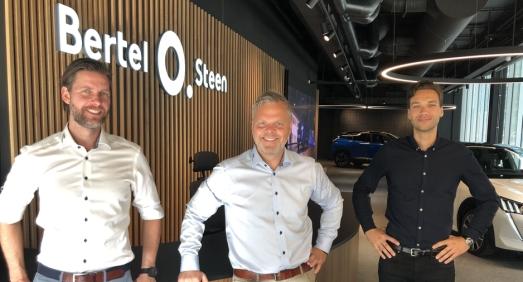 BOS åpner nytt showroom midt i Oslo sentrum