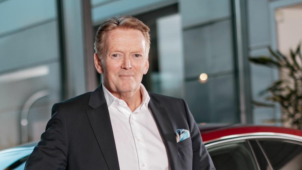 Bjørn Maarud er tilbake i bilbransjen.
