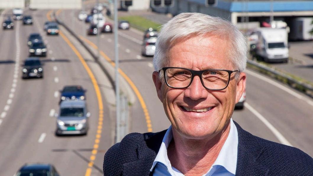 Erik Andresen, direktør i Bilimportørenes Landsforening.