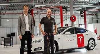 Dette er Teslas planer for det norske markedet