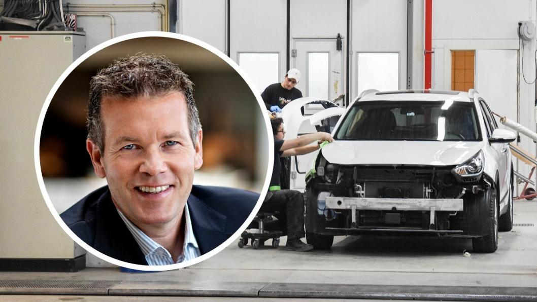 Tor-Sigurd Simonsen er fagsjef i Norges Bilbransjeforbund.